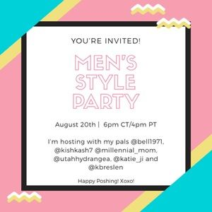 ⚡️Yay - You're Invited! ⚡️